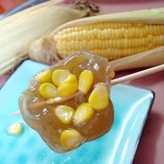 玉米缽仔糕