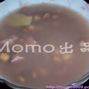 鲜莲子花生汤