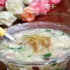 平桥豆腐羹