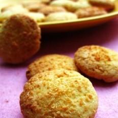 椰蓉奶酥饼干的做法