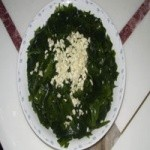 蒜拌裙带菜
