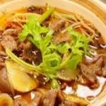 砂锅牛肉(天津)