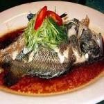 脾胃虚弱-清蒸鲈鱼的做法