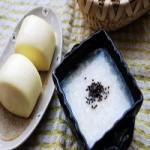 抗衰老-牛乳粥的做法