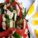 鸡肉沙拉1