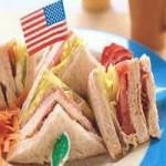 总统三明治
