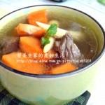 木瓜玉米笋牛腩汤