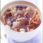 杜仲猪腰汤