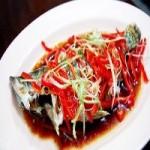 廣式清蒸鱖魚