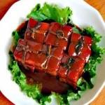 苏州酱汁肉