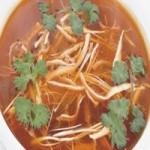 香菜肚丝汤