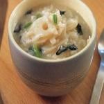 莲藕糯米粥