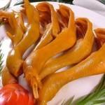 燒臘鹵水鵝掌