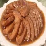 蜜汁江米藕