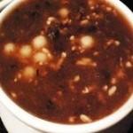 楚宝桂花赤豆汤