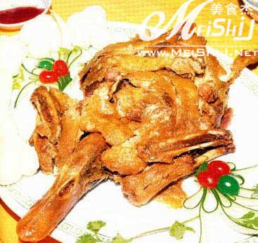 三河酥鸭的做法大全