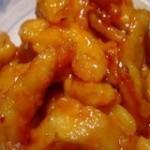 茄汁草魚片