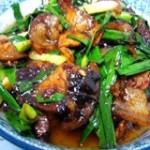 酱爆肉-川菜