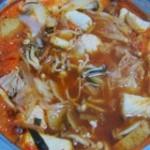 韩国泡菜火锅
