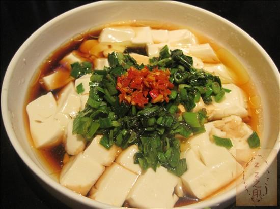 蒜苗豆腐怎么做