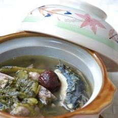 西洋菜生鱼汤