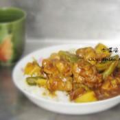 红咖喱鸡翅