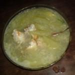 清甜螃蟹青瓜汤