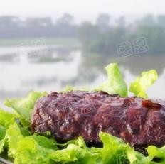 蜜烤叉燒肉