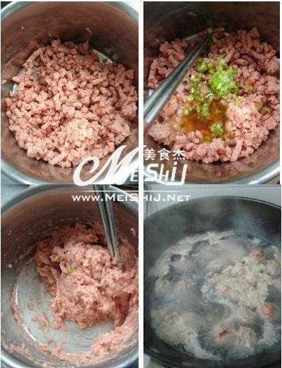 牛肉丸子汤的做法大全