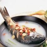 鱼汤可治腹泻