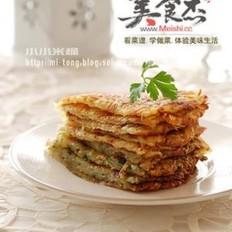 麻辣土豆絲餅