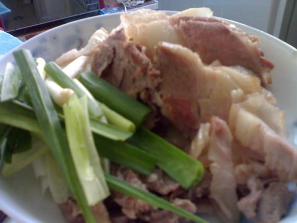 韭黄酱五花肉的做法大全
