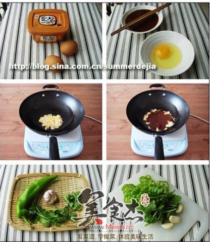 东北蘸酱菜的简单做法