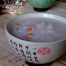 山药薏米芡实粥