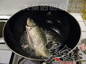 【年年有余】泡菜鱼的做法图解
