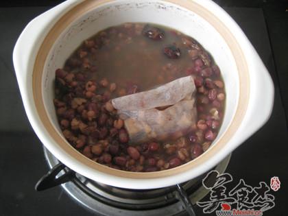 薏米红豆粥的家常做法