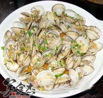 蔥香炒蛤蜊的做法