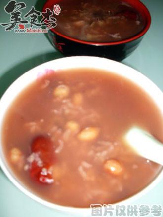 花生红枣粥的做法