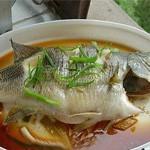 家常菜——清蒸鱼