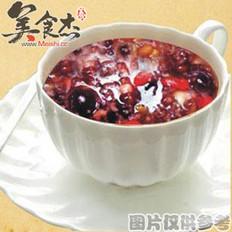 红枣桃仁粥的做法