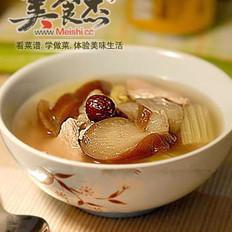 预防高血压—西芹茄子瘦肉汤
