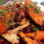 川味蟹的做法