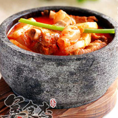 韩味泡菜锅