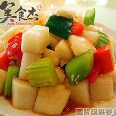 韓國蒜茸泡菜