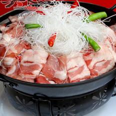 涮羊肉(广州)的做法