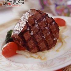 山葵烤牛排