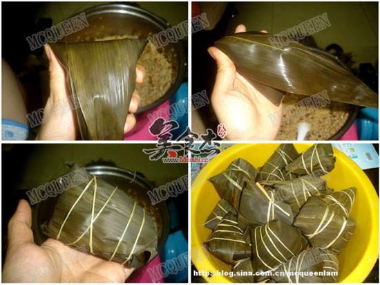 飘香五月粽的做法图解