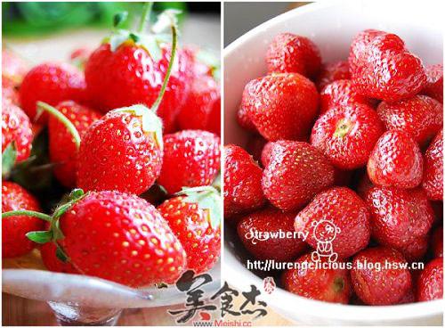 手工草莓酱的做法大全