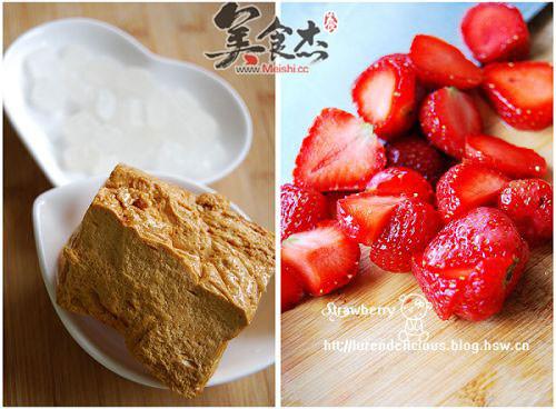手工草莓酱的做法图解