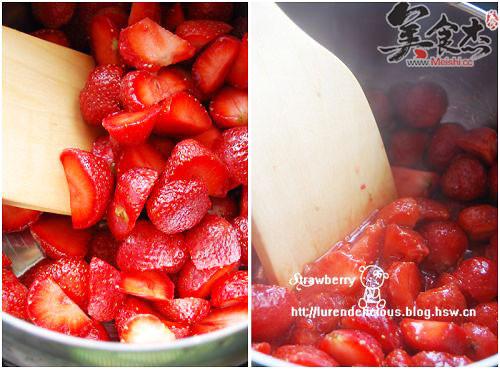 手工草莓酱的家常做法